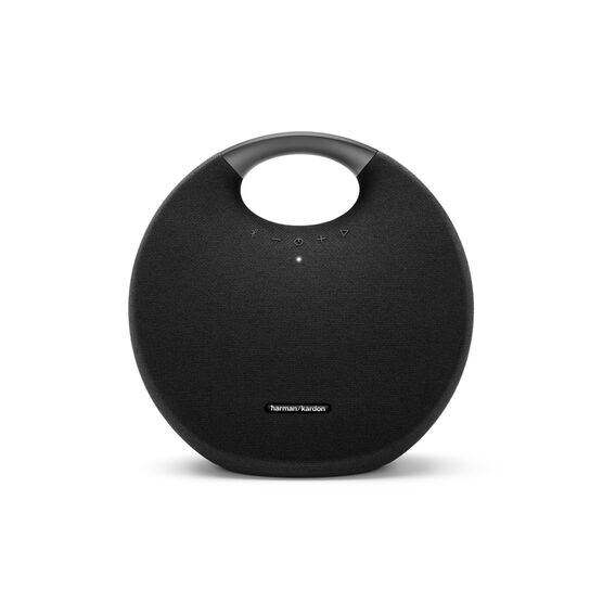 Onyx Studio 6 - Black - Portable Bluetooth speaker - Hero
