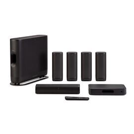 Harman Kardon Surround - Black - Wireless Home Theater System - Hero