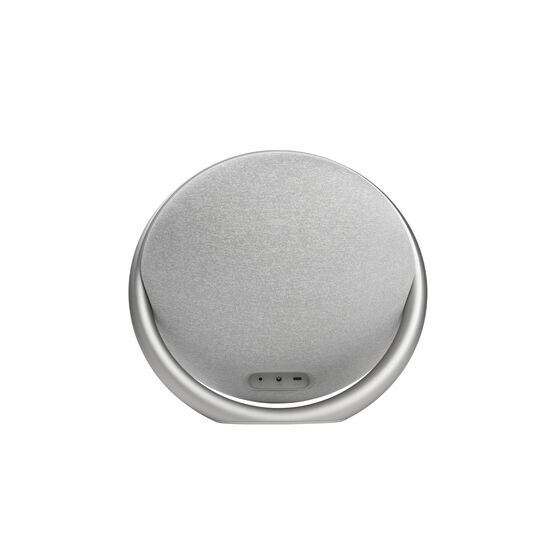 Onyx Studio 7 - Grey - Portable Stereo Bluetooth Speaker - Back