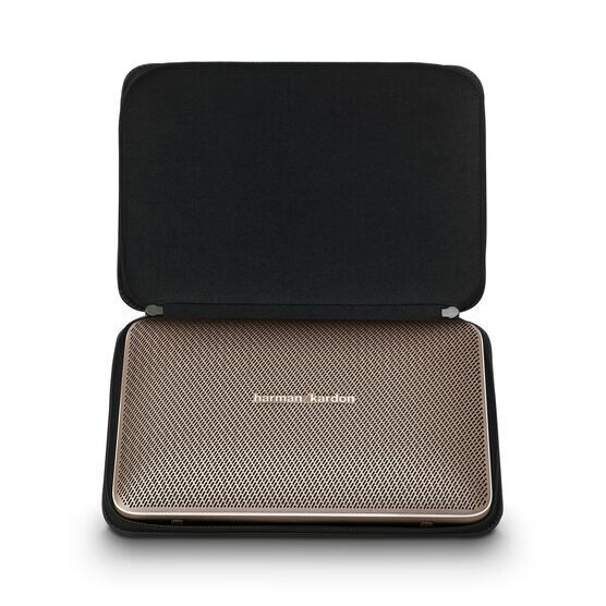 Esquire 2 Carrying Case - Black - Carrying case for Harman Kardon Esquire 2 - Detailshot 1