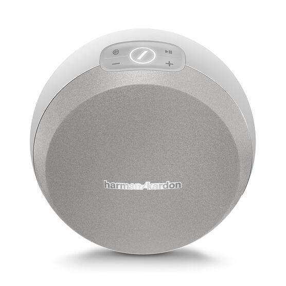 Omni 10 Plus - White - Wireless HD speaker - Detailshot 1