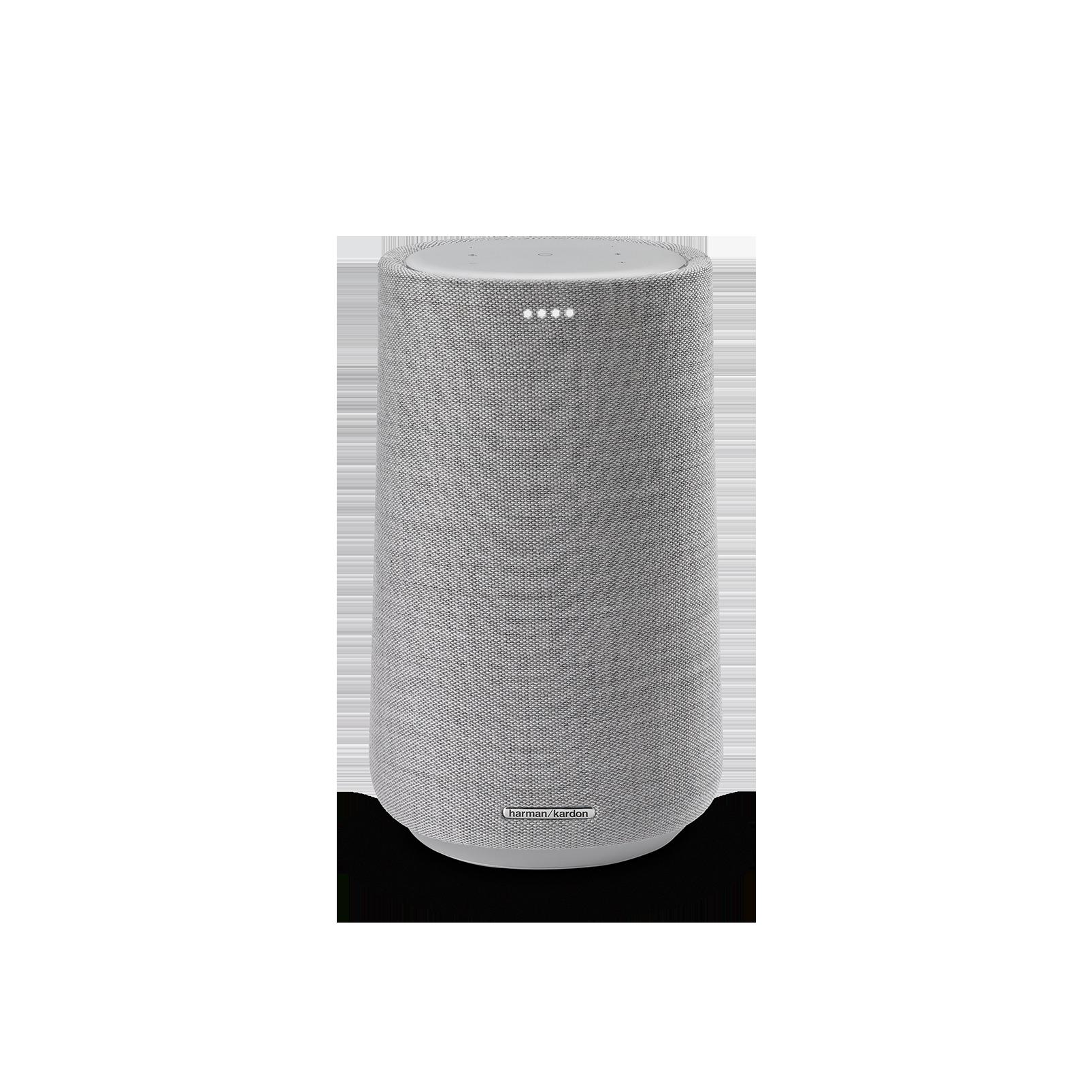 Harman Kardon Citation 100 - Grey - The smallest, smartest home speaker with impactful sound - Front