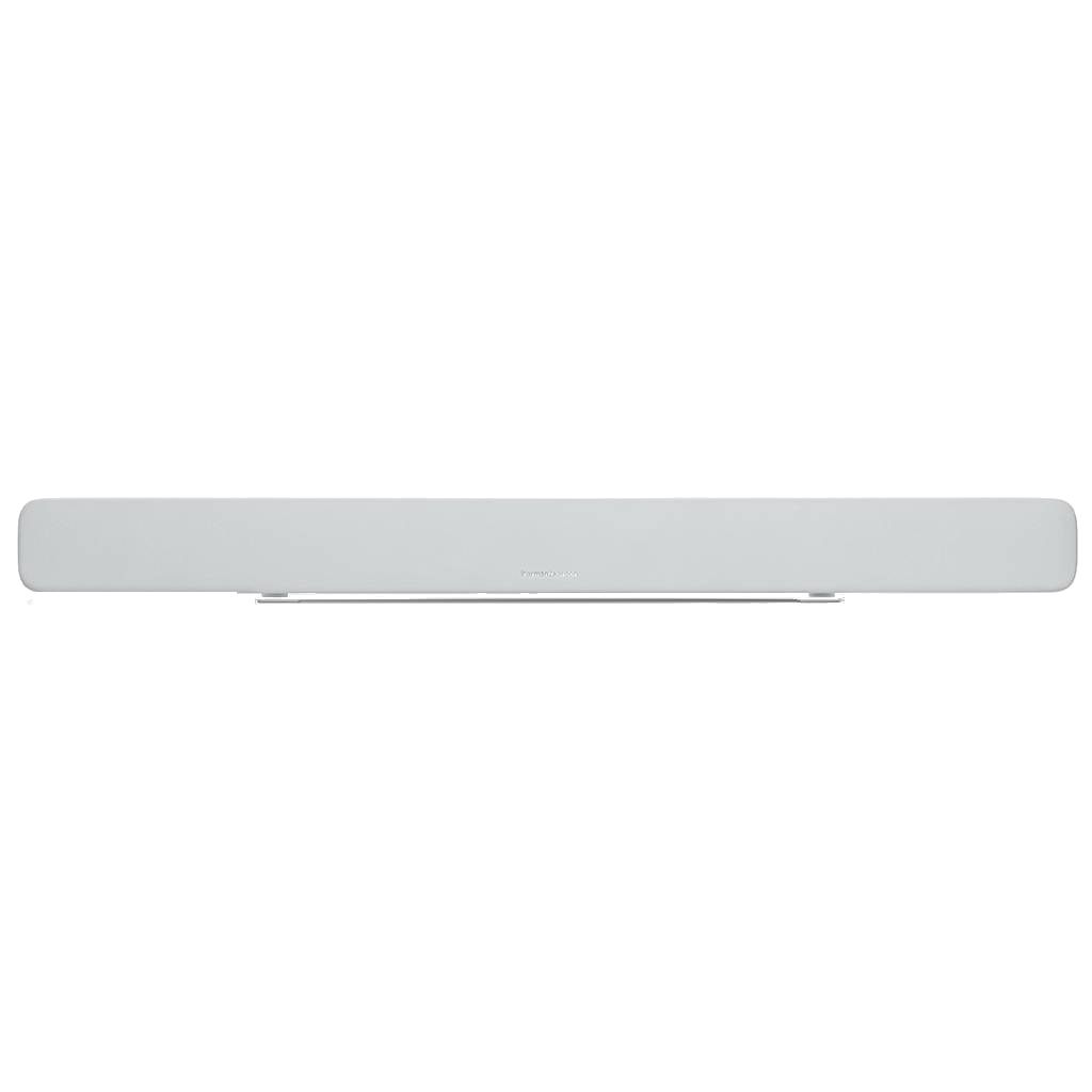 Omni Bar Plus - White - Wireless HD Soundbar - Hero