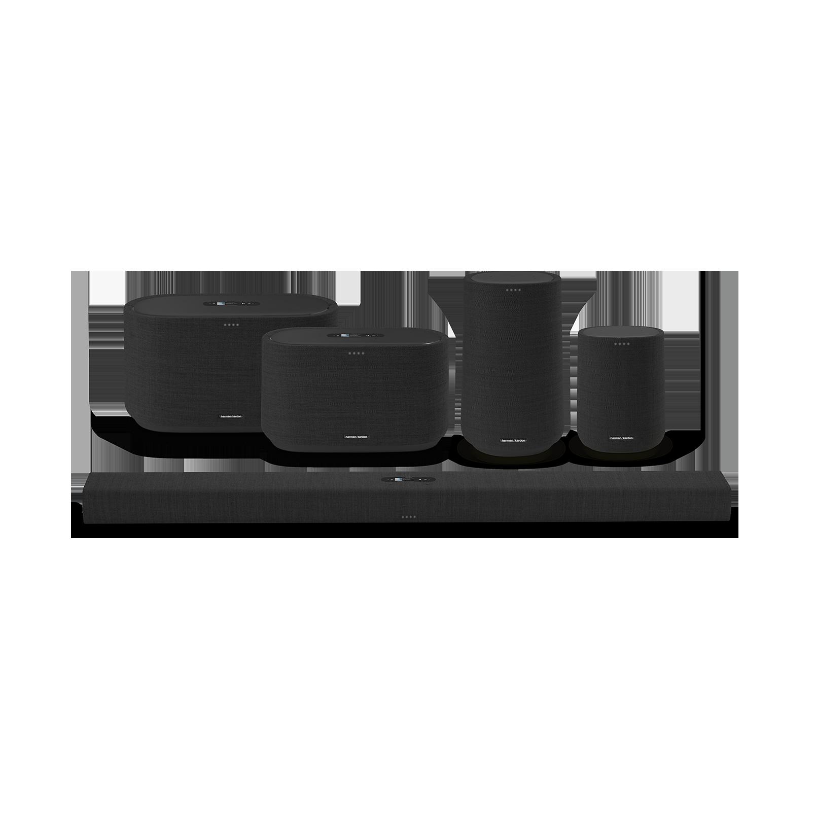 Harman Kardon Citation One MKII - Black - All-in-one smart speaker with room-filling sound - Detailshot 5