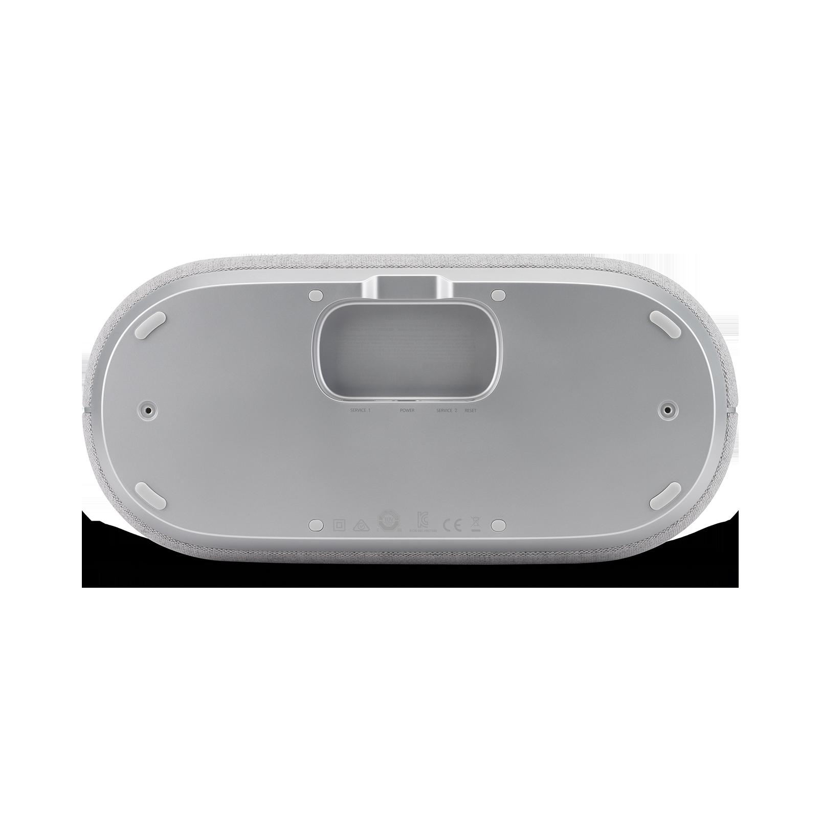 Harman Kardon Citation 500 - Grey - Large Tabletop Smart Home Loudspeaker System - Detailshot 2