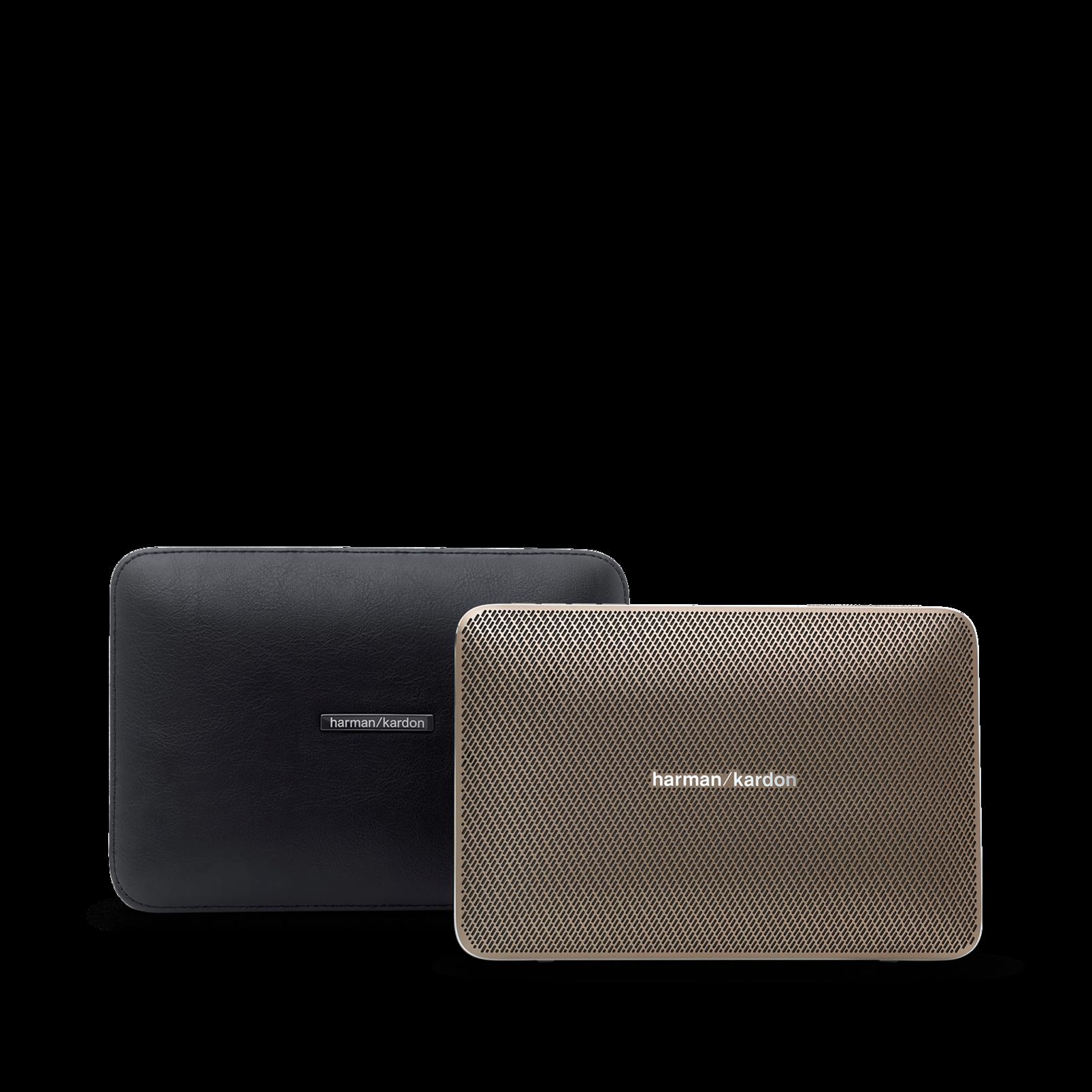 Esquire 2 Carrying Case - Black - Carrying case for Harman Kardon Esquire 2 - Hero
