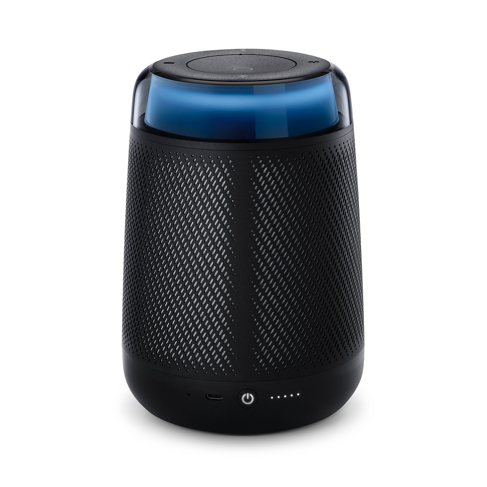 Harman Kardon Allure Portable - Black - Back